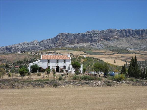 Finca For Sale Villanueva De La Concepcion Malaga Property For Sale